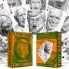 外国人のこういう悪ノリ好き!世界の大統領や有名人の似顔絵をトランプにしたおもしろカード
