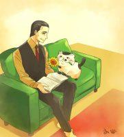 おじさまと猫 桜井海