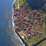 RPGのような世界 ギリシャの島に隠された街「モネンバシア」