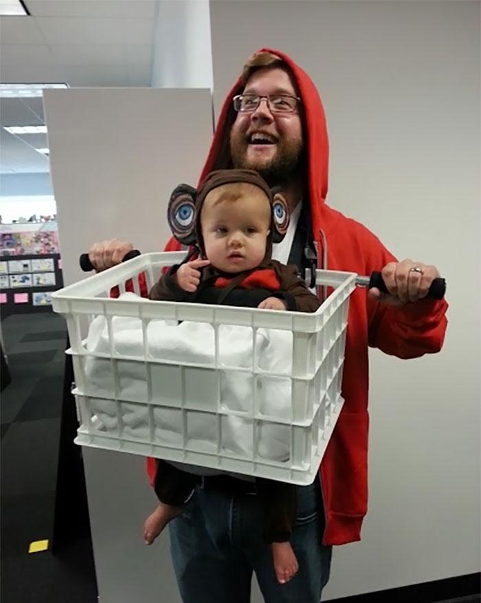 赤ちゃん仮装3