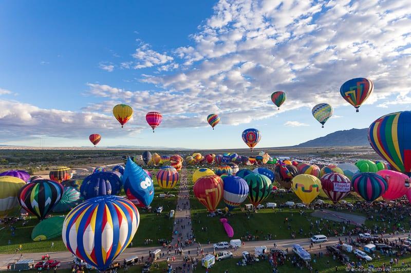 アメリカ気球祭り8