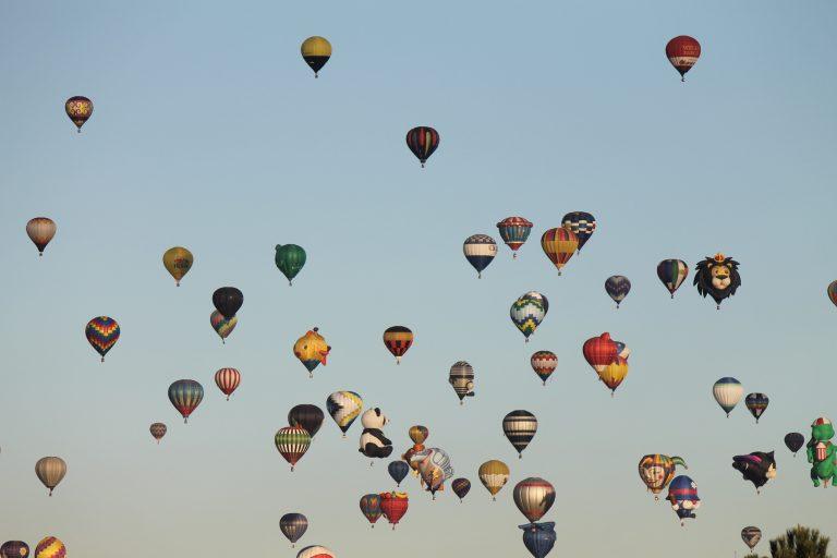 アメリカ気球祭り7