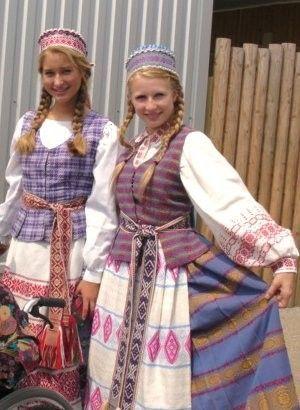 「リトアニア 民族衣装」の画像検索結果