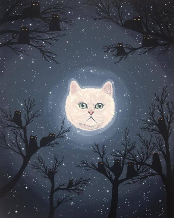 猫イラスト13