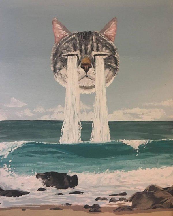 猫イラスト5