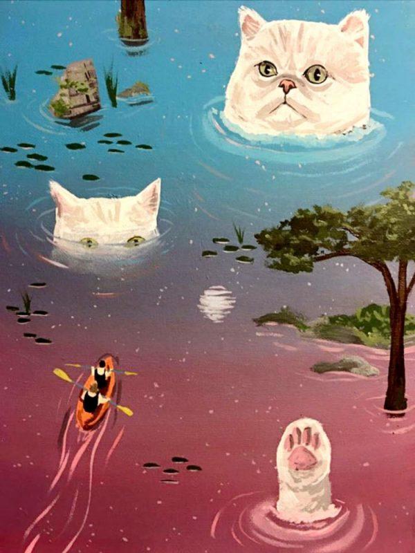 猫イラスト12
