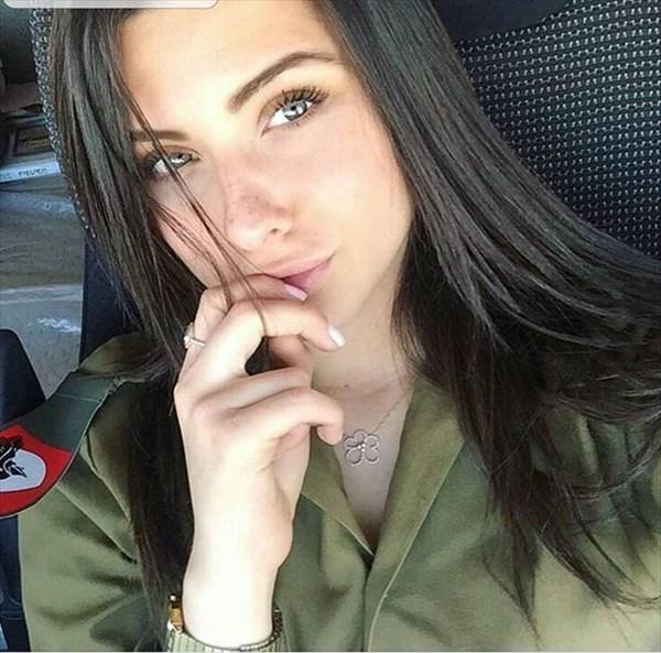 イスラエル 美人兵士5