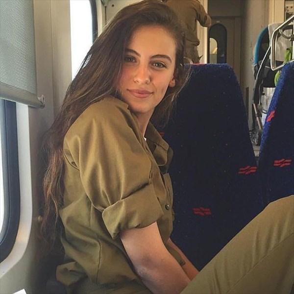 イスラエル 美人兵士7