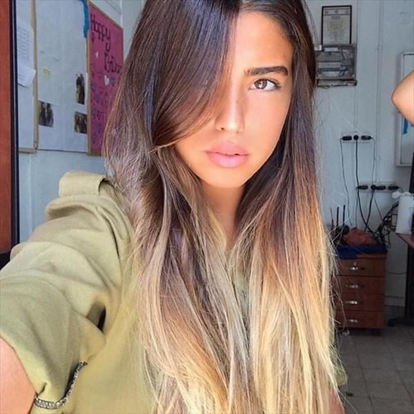 イスラエル 美人兵士3
