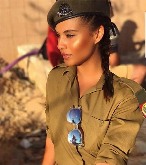 イスラエル 美人兵士21