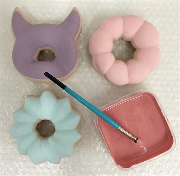 かわいい陶器 ドーナツ9