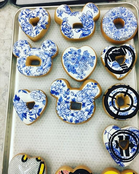 かわいい陶器 ドーナツ7