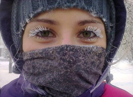 極寒の世界 目を奪われるような写真8