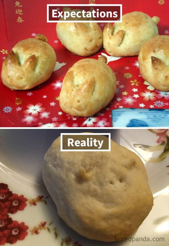 お菓子作り 失敗作12