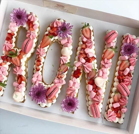 数字 誕生日ケーキ11