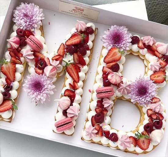 数字 誕生日ケーキ10