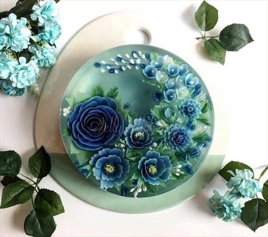 3Dゼリーケーキ 写真3