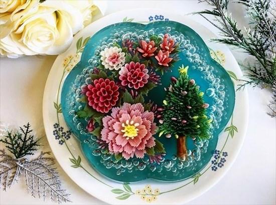 3Dゼリーケーキ 写真5