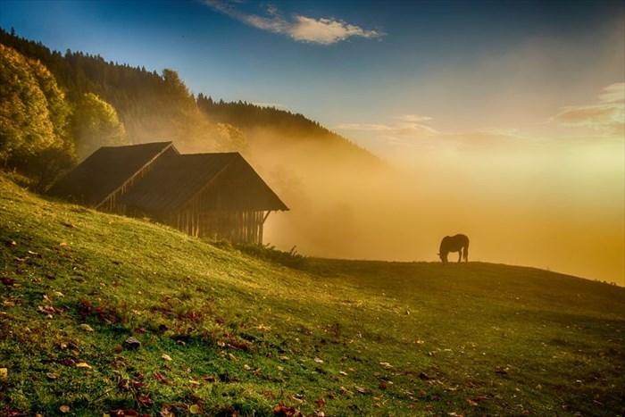 まるでRPGの世界のようなスロベニアの絶景写真 11