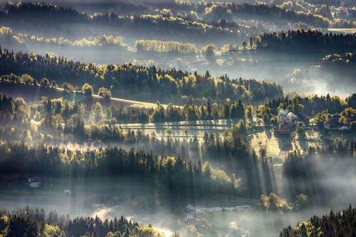 まるでRPGの世界のようなスロベニアの絶景写真 6