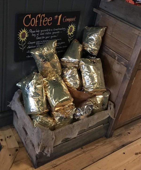 リピートしたくなるような海外コーヒー店 アイデア5