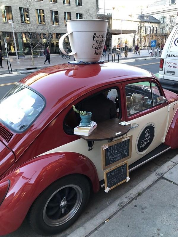 リピートしたくなるような海外コーヒー店 アイデア7