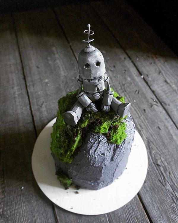 ロシアの美人パティシエが作るケーキ 10