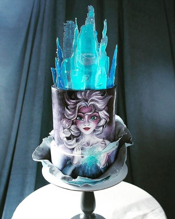 ロシアの美人パティシエが作るケーキ 15