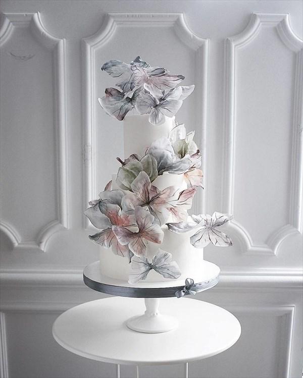 ロシアの美人パティシエが作るケーキ 17