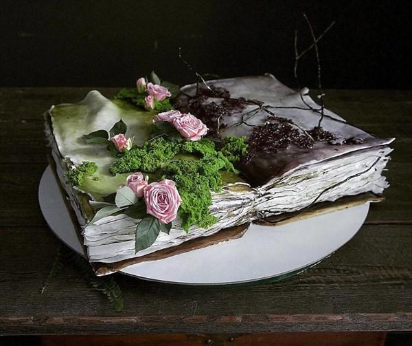 ロシアの美人パティシエが作るケーキ 2