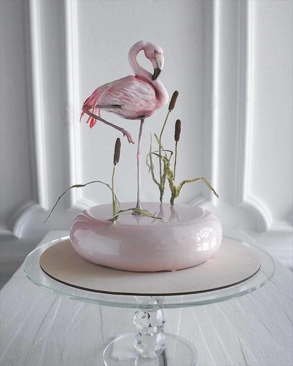 ロシアの美人パティシエが作るケーキ 5
