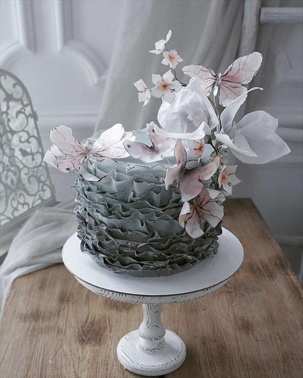 ロシアの美人パティシエが作るケーキ 6