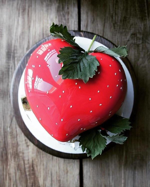 ロシアの美人パティシエが作るケーキ 7