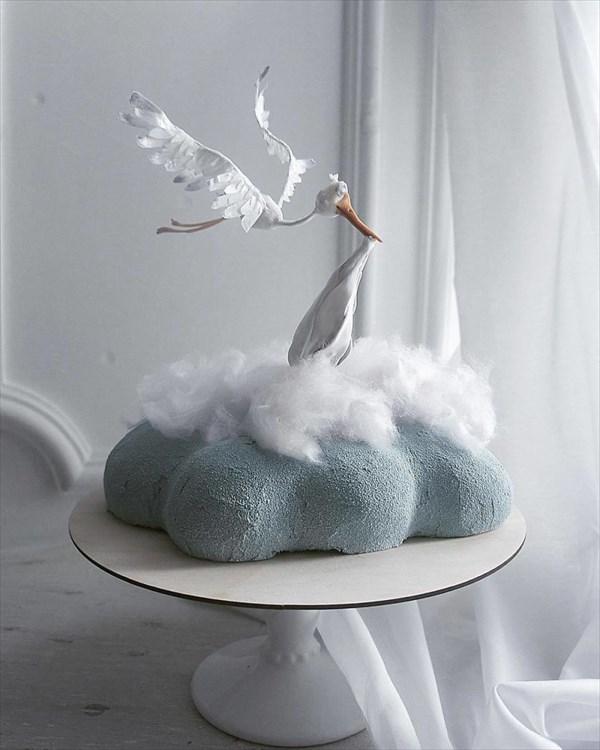 ロシアの美人パティシエが作るケーキ 8