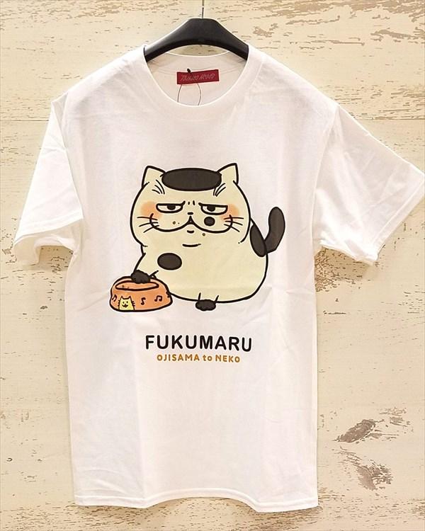 おじさまと猫Tシャツ 画像2