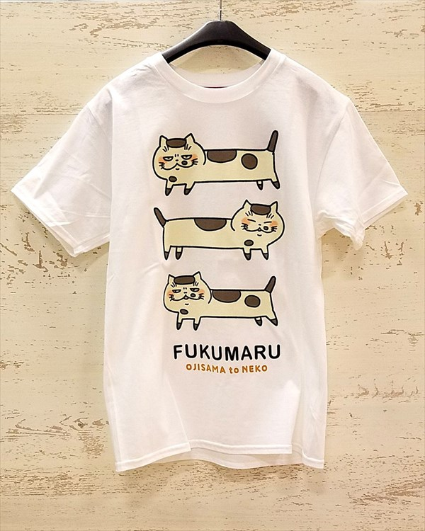 おじさまと猫Tシャツ 画像3