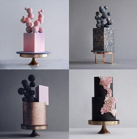 パティシエ姉弟が作る、芸術的で華やかなタワーケーキ15
