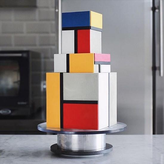 パティシエ姉弟が作る、芸術的で華やかなタワーケーキ5