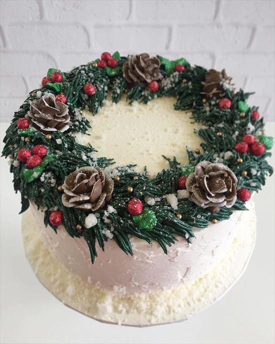 ぷくぷく可愛い 多肉植物ケーキ 写真24