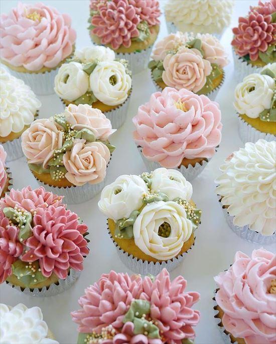 ぷくぷく可愛い 多肉植物ケーキ 写真5