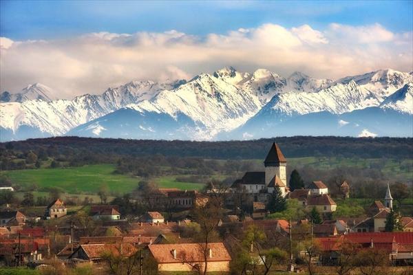 まるでおとぎ話の世界!ルーマニア・トランシルヴァニアの田園風景 写真10
