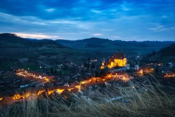 まるでおとぎ話の世界!ルーマニア・トランシルヴァニアの田園風景 写真16